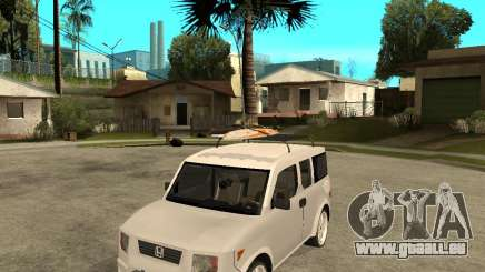 Honda Element pour GTA San Andreas
