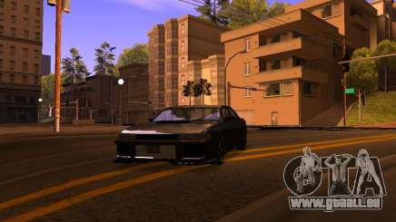 New Sultan für GTA San Andreas