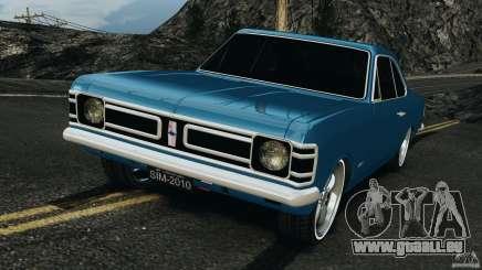 Chevrolet Opala Gran Luxo für GTA 4