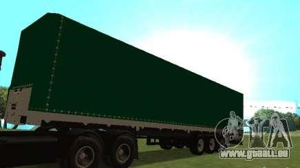 Nefaz 93344 vert pour GTA San Andreas