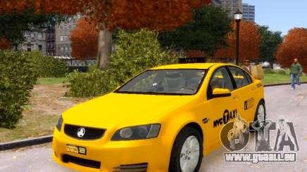 Holden NYC Taxi V.3.0 für GTA 4