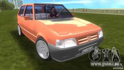 Fiat Uno pour GTA Vice City