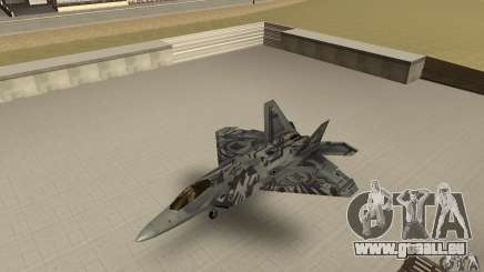 F-22 Starscream pour GTA San Andreas