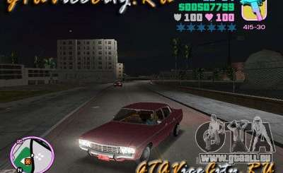 Ford AMC Matador für GTA Vice City