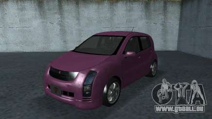 Toyota WiLL Cypha für GTA San Andreas