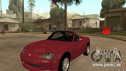 Mazda MX5 - Stock für GTA San Andreas