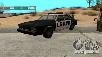 Tahoma Police für GTA San Andreas