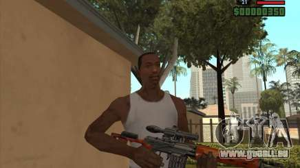 SVD pour GTA San Andreas