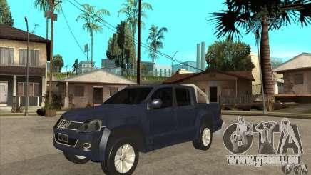 Volkswagen Amarok 2010 für GTA San Andreas
