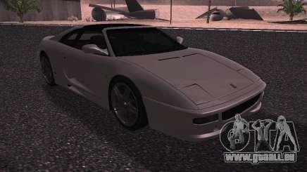 Ferrari F355 Targa pour GTA San Andreas
