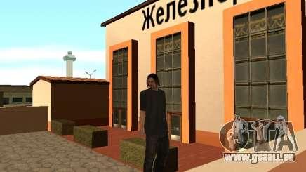 HD Skins personnel pour GTA San Andreas