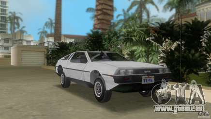 DeLorean pour GTA Vice City