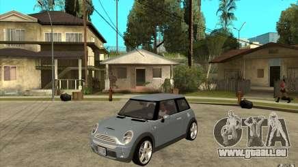 Mini Cooper - Stock pour GTA San Andreas