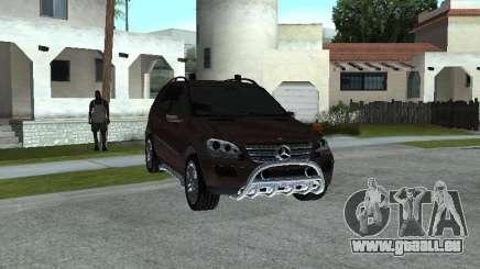 Mercedes-Benz ML500 für GTA San Andreas