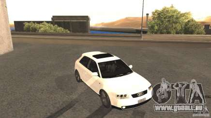 Audi A3 1.8T 180cv pour GTA San Andreas