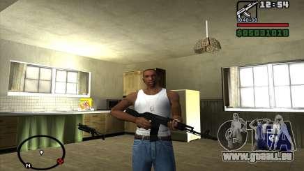 Das AK-74 m für GTA San Andreas