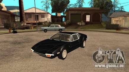 1971 De Tomaso Pantera pour GTA San Andreas