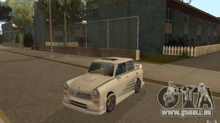 Trabant 601S Tuning pour GTA San Andreas