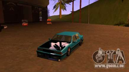 Willard Drift Style für GTA San Andreas
