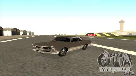 Pontiac GT-100 pour GTA San Andreas