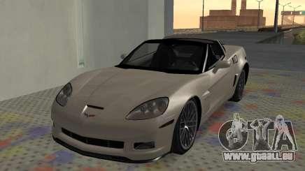 Chevrolet Covette Z06 pour GTA San Andreas