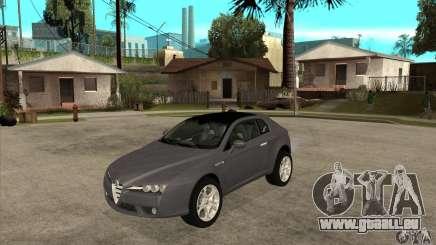 Alfa Romeo Brera von NFSC für GTA San Andreas