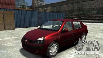 Renault Clio 1.4L pour GTA 4