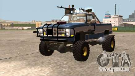 Chevrolet Hunter pour GTA San Andreas