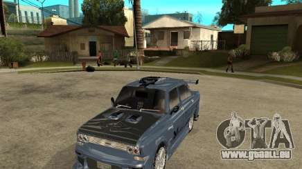 AZLK 2140 SX-abgestimmt für GTA San Andreas