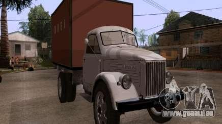 GAZ 51 pain pour GTA San Andreas