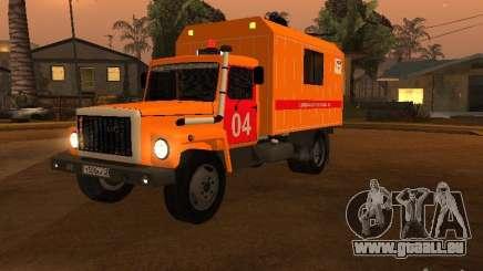 3309 Gaz ; pour GTA San Andreas