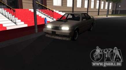 Sentinel XS 1992 für GTA San Andreas