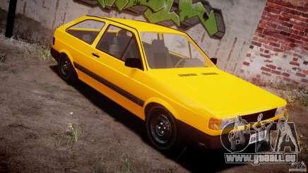 Volkswagen Gol GL pour GTA 4