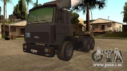 5336 MAZ LKW für GTA San Andreas