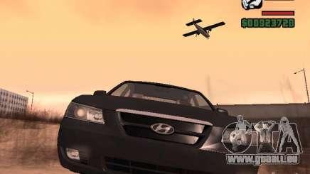 Hyundai Sonata Edit für GTA San Andreas