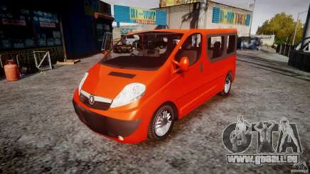 Renault Trafic pour GTA 4