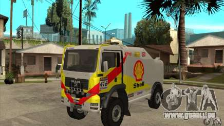 MAN TGA Rally OFFROAD pour GTA San Andreas