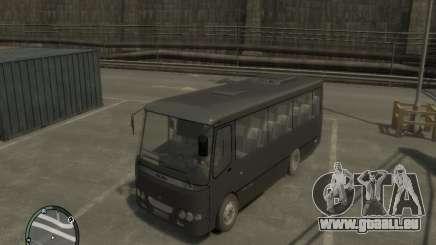 Isuzu Bogdan A09202 pour GTA 4