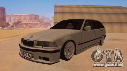 BMW M3 E36 Touring pour GTA San Andreas