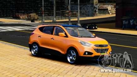 Hyundai ix35 2010 Final pour GTA 4
