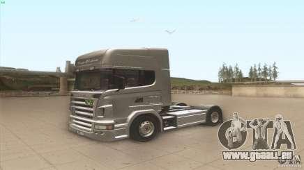 Scania V8 für GTA San Andreas