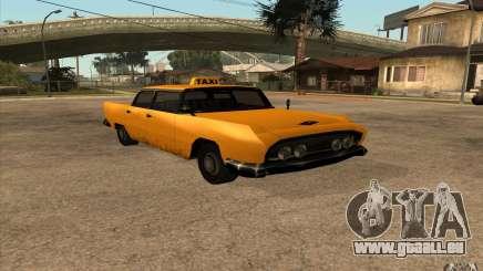 Oceanic Cab für GTA San Andreas