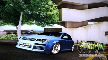 Fiat Stilo Abarth 2005 pour GTA San Andreas