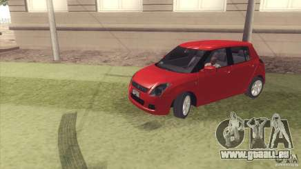 Suzuki Swift versión Chilena pour GTA San Andreas