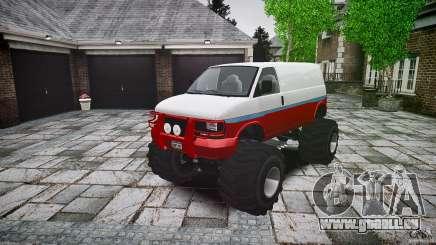 MEGA Speedo v0.9 pour GTA 4