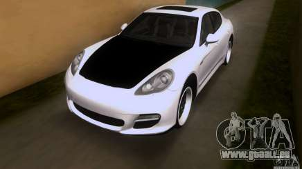 Porsche Panamera 970 Hamann pour GTA San Andreas