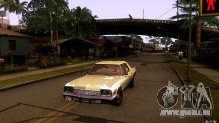 Dodge Monaco für GTA San Andreas
