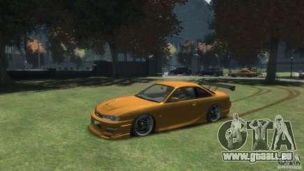 NISSAN 200SX für GTA 4