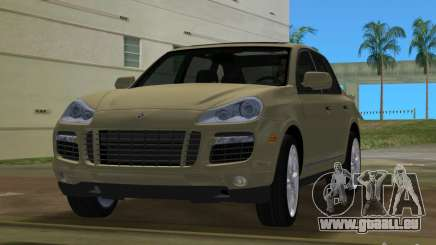 Porsche Cayenne Turbo S für GTA Vice City