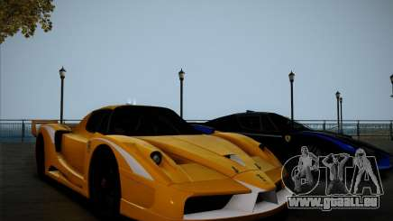 Ferrari FXX Evoluzione pour GTA San Andreas